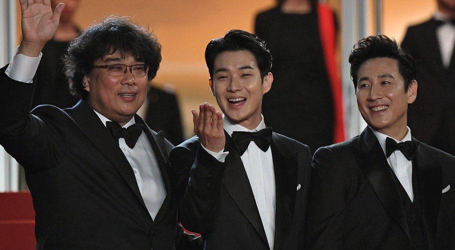 Bong Joon Ho - Parasite - Cannes Film Festival