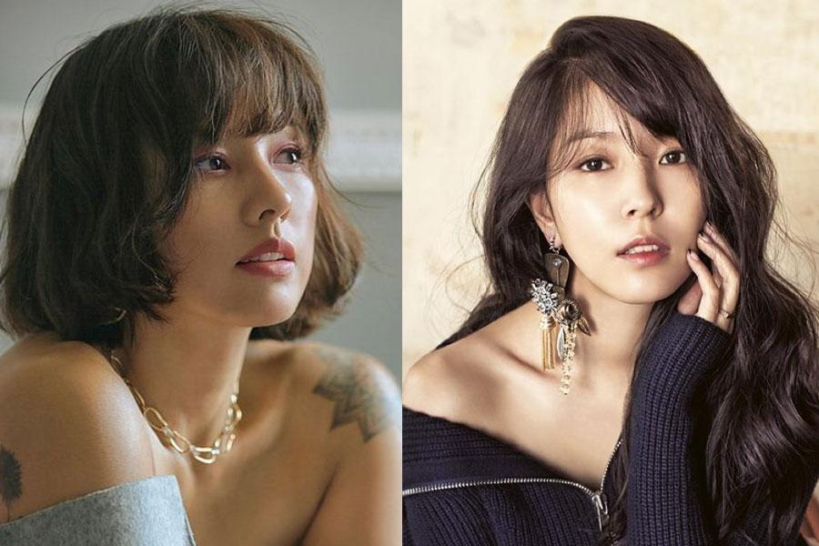 Тест: угадай, кто из k-pop звезд старше!