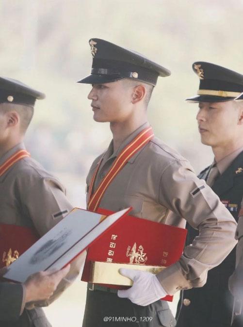 Minho - SHINee - army