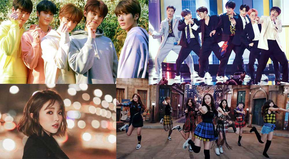 Смотрите выступления SBS Super Concert In Gwangju!