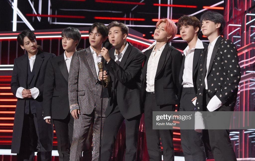 BTS поделились впечатлениями о Billboard Music 2019