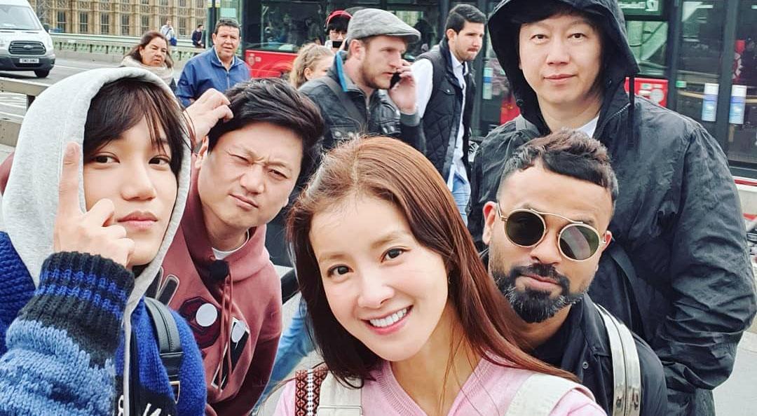 Kai - Kim Soo Ro - Lee Si Young