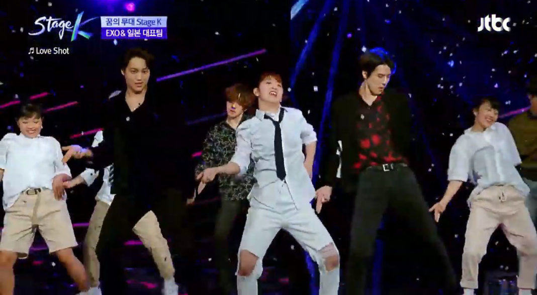 EXO - Stage K