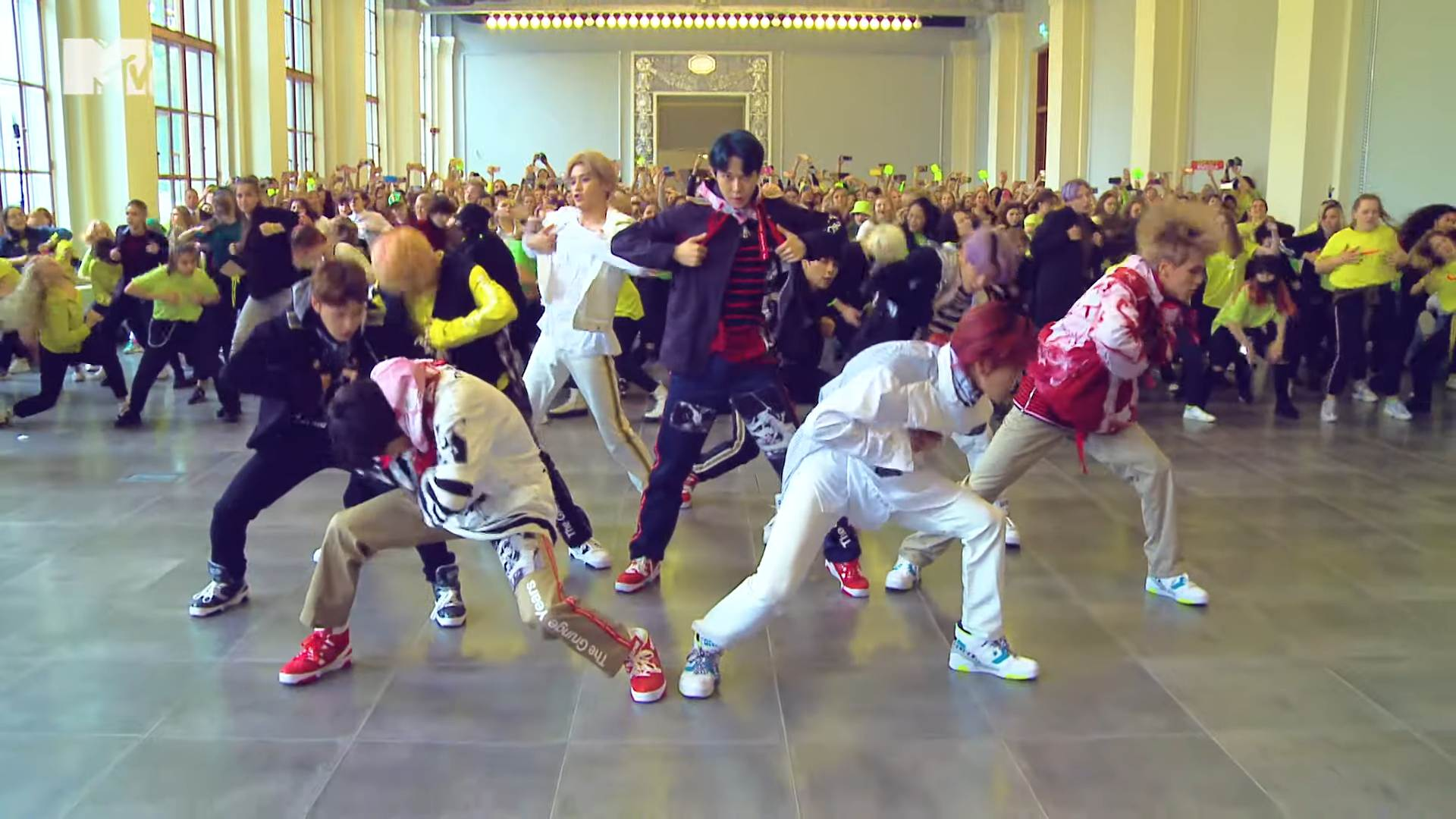 NCT 127 in Russia