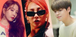 K-pop - Releases - June - 2019