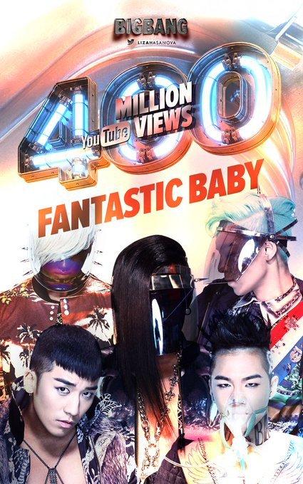 bigbang - Fantastic Baby