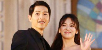 Song Hye Kyo - Song Joong Ki