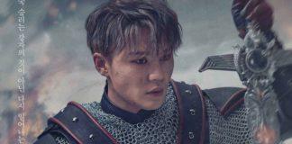 Kim Junsu - king Arthur