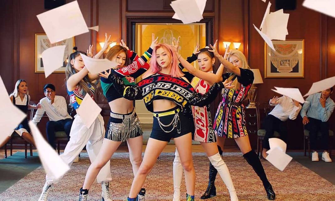 ITZY-ICY