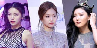 Yeji - Jennie - Hwasa