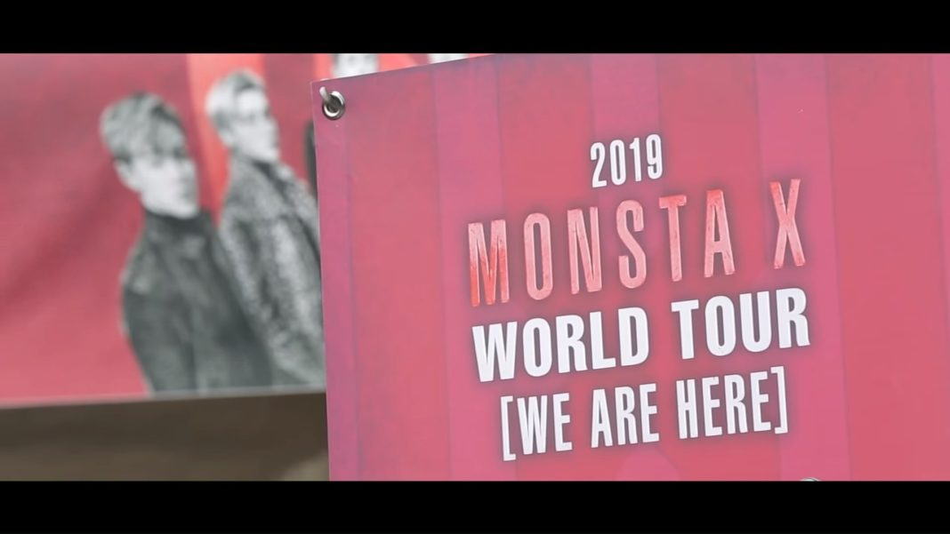 MONSTA X - 2019 WORLD TOUR 'WE ARE HERE' IN SEOUL