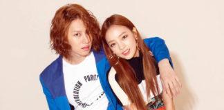 Kim Heechul - Goo Hara