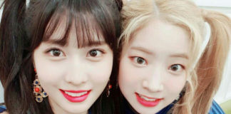 Momo and Dahyun