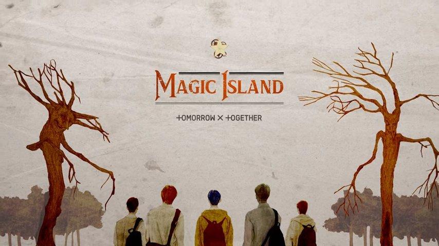 TXT - Magic Island