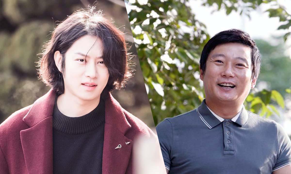 Kim Heechul - Lee Soo Geun