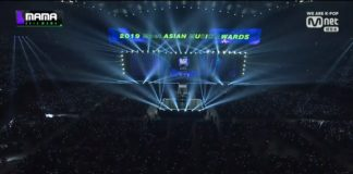 Mnet Asian Music Awards 2019 Scene