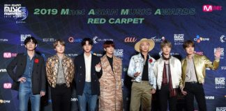Победители Mnet Asian Music Awards 2019