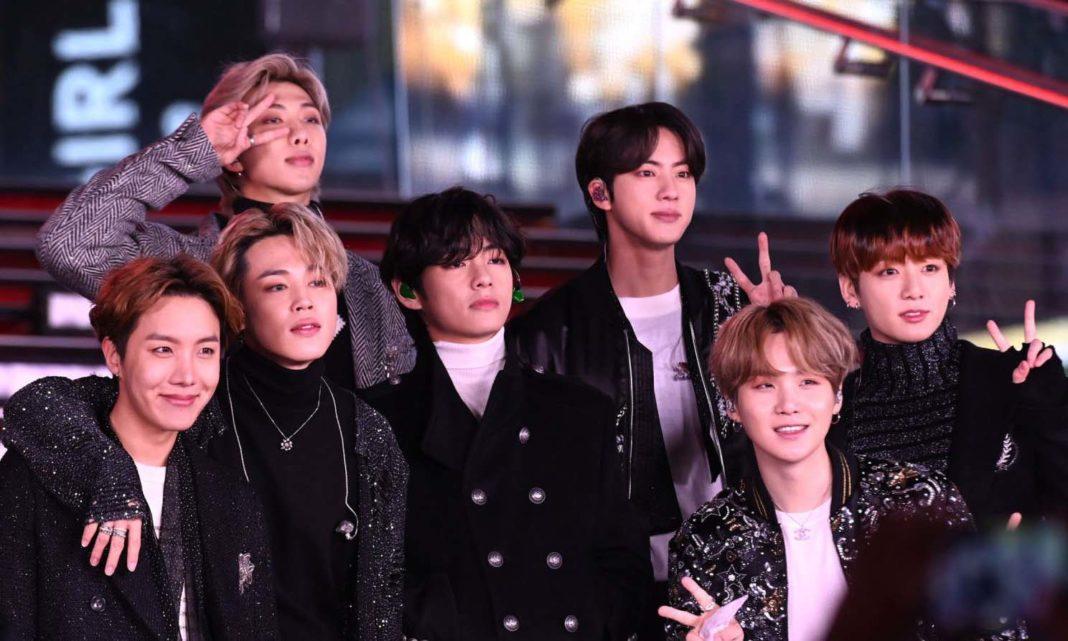 BTS подвели итоги 2019 года и рассказали о планах на 2020-й ...