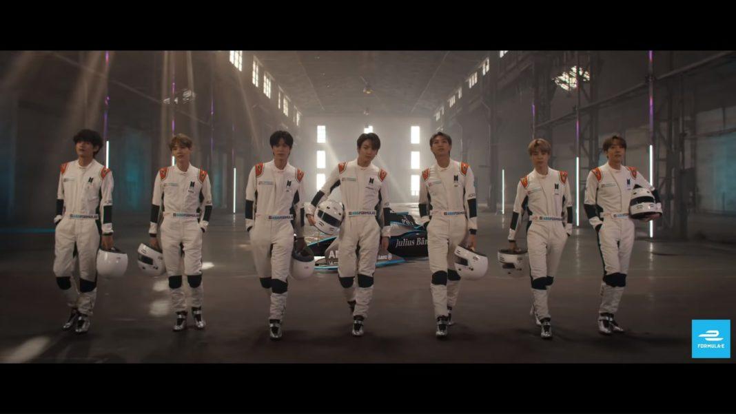 BTS - Formula E