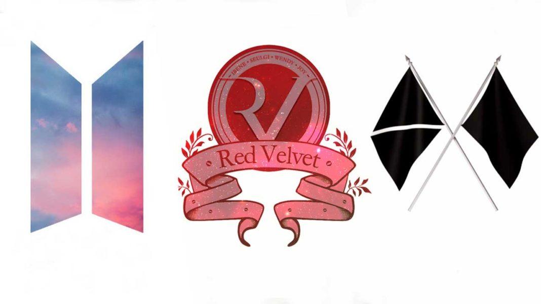 BTS-Red-Velvet-EXO