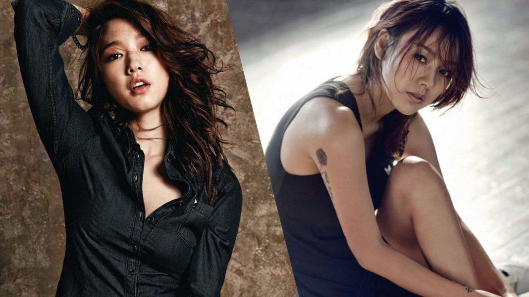 Park Shin Hye - Lee Hyo Ri