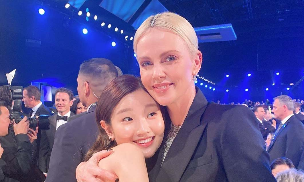 Park So Dam - Charlize Theron