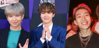 RM, J-Hope, Джей Пак