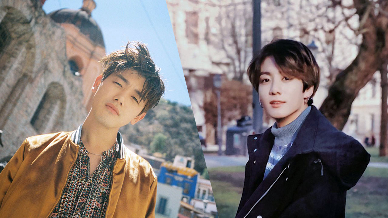 Eric-Nam - JK