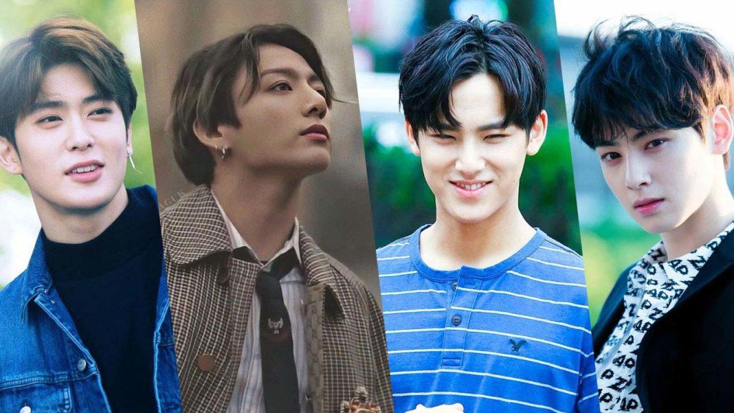 Jaehyun-Jungkook-Mingyu-Cha Eun Woo