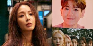 BoA-Baekhyun-Red Velvet