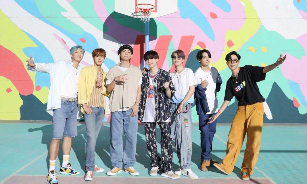 Dynamite BTS показал лучший дебют на Spotify в 2020 году! | TOPKPOP.RU