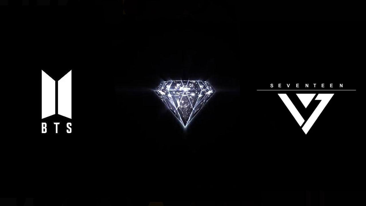 BTS-EXO-Seventeen