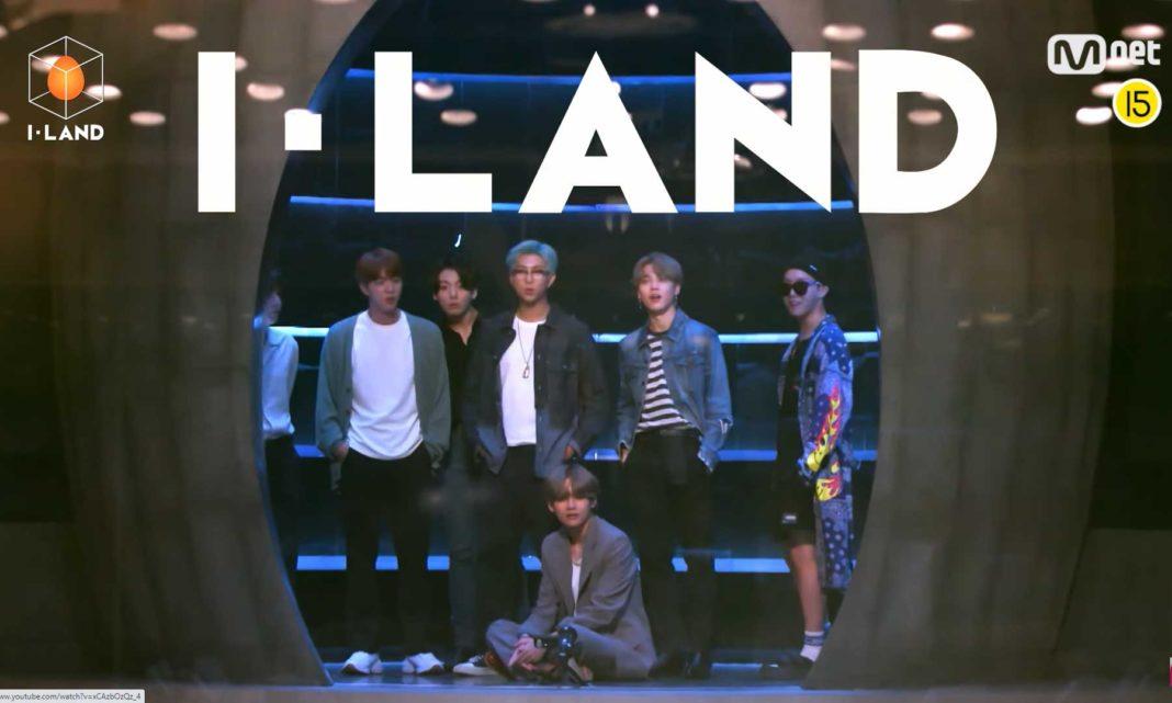 BTS-I-LAND