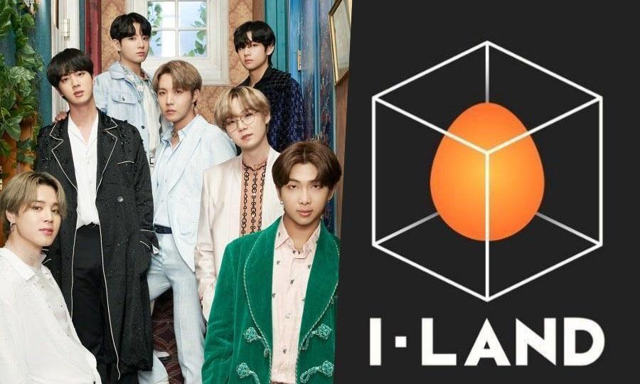 BTS - I-LAND