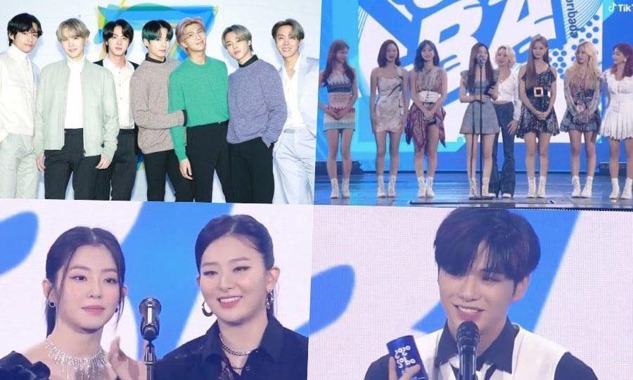 Soribada Best K-Music Awards 2020