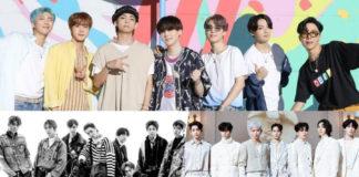 BTS-EXO-GOT7