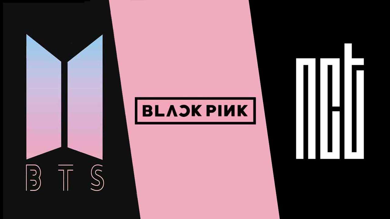 BTS-BLACKPINK-NCT
