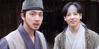 Jin - Jungkook