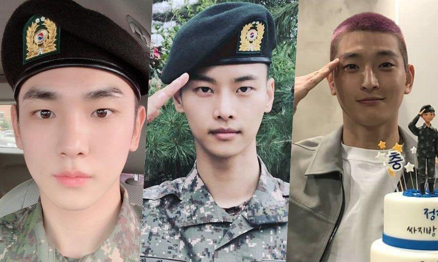 SHINee - Key, VIXX - N, 2AM - Jeong Jinwoon