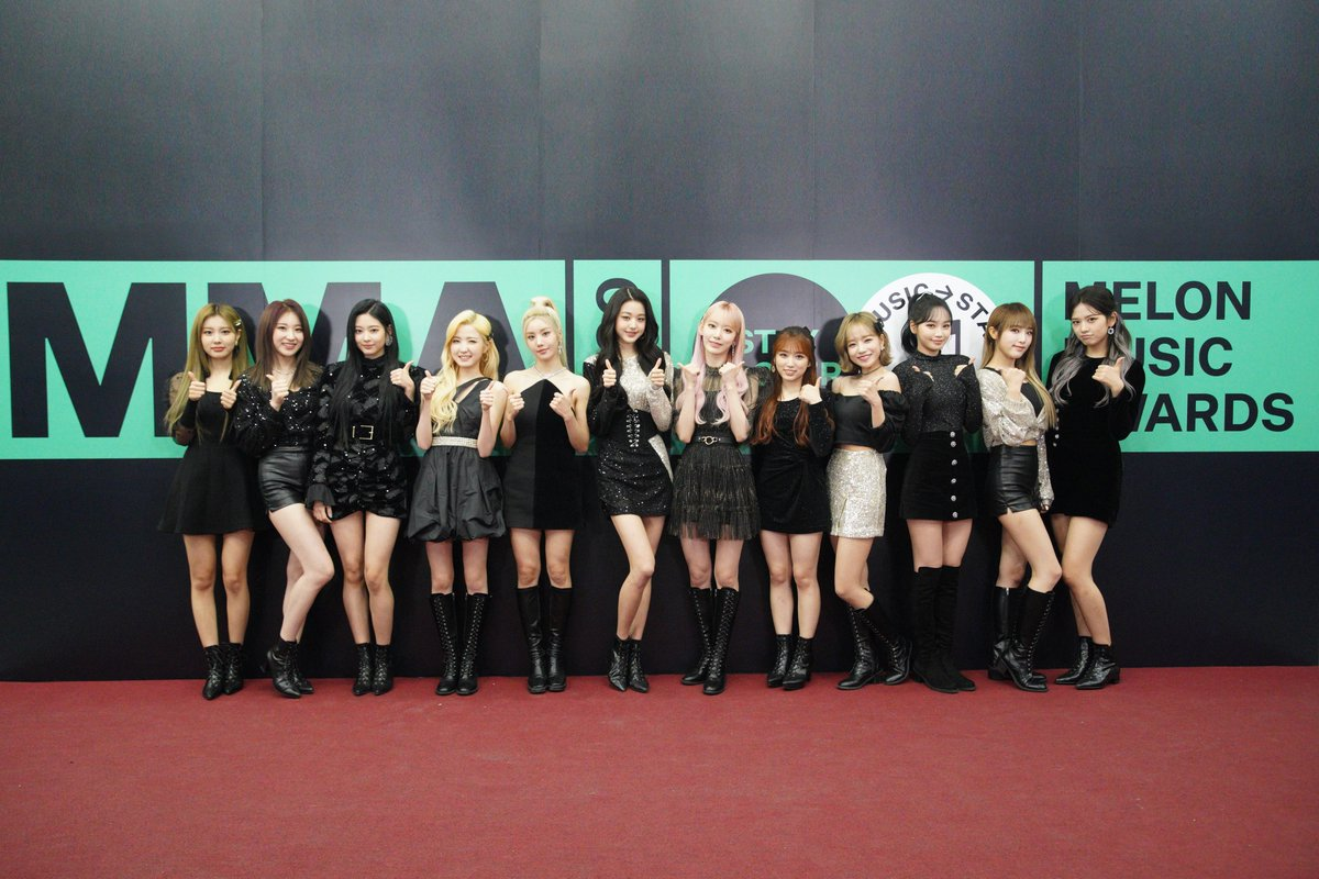 izone-melon-music-awards-2020