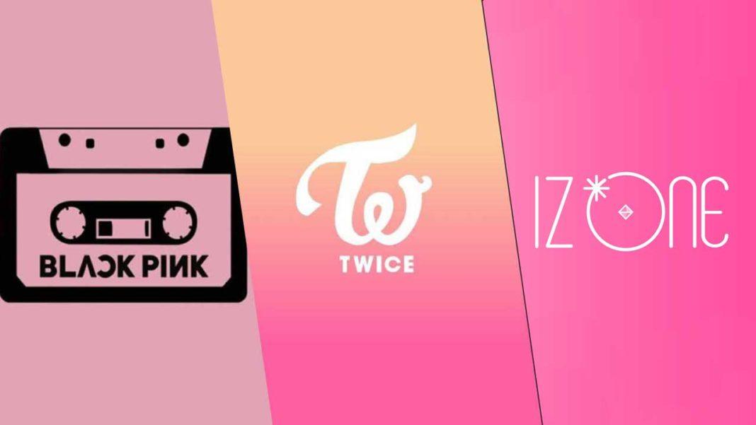 BLACKPINK-TWICE-IZONE