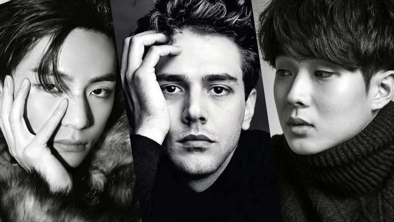 V-Xavier Dolan-Choi Woo Shik