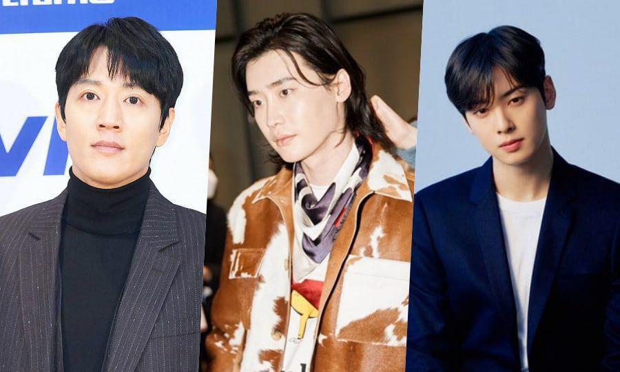 Kim Rae Won, Lee Jong Suk, Cha Eun Woo