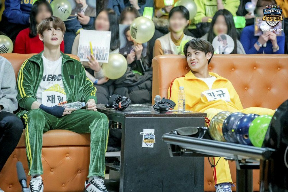 NCT-Jaehyun-and-SEVENTEEN-Mingyu