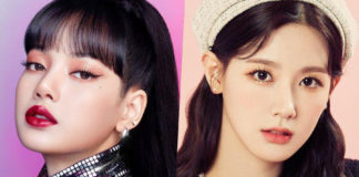 BLACKPINK, Lisa - (G)I-DLE, Miyeon