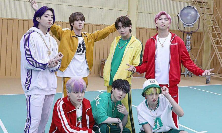 группы BTS