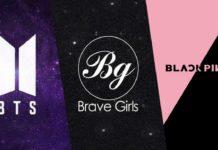 BTS-BraveGirls-BLACKPINK