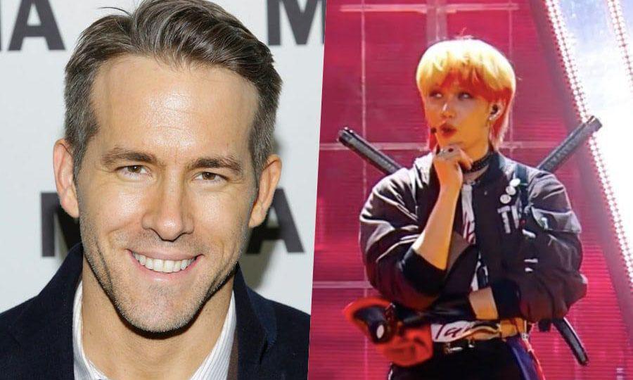 Ryan Reynolds - Stray Kids