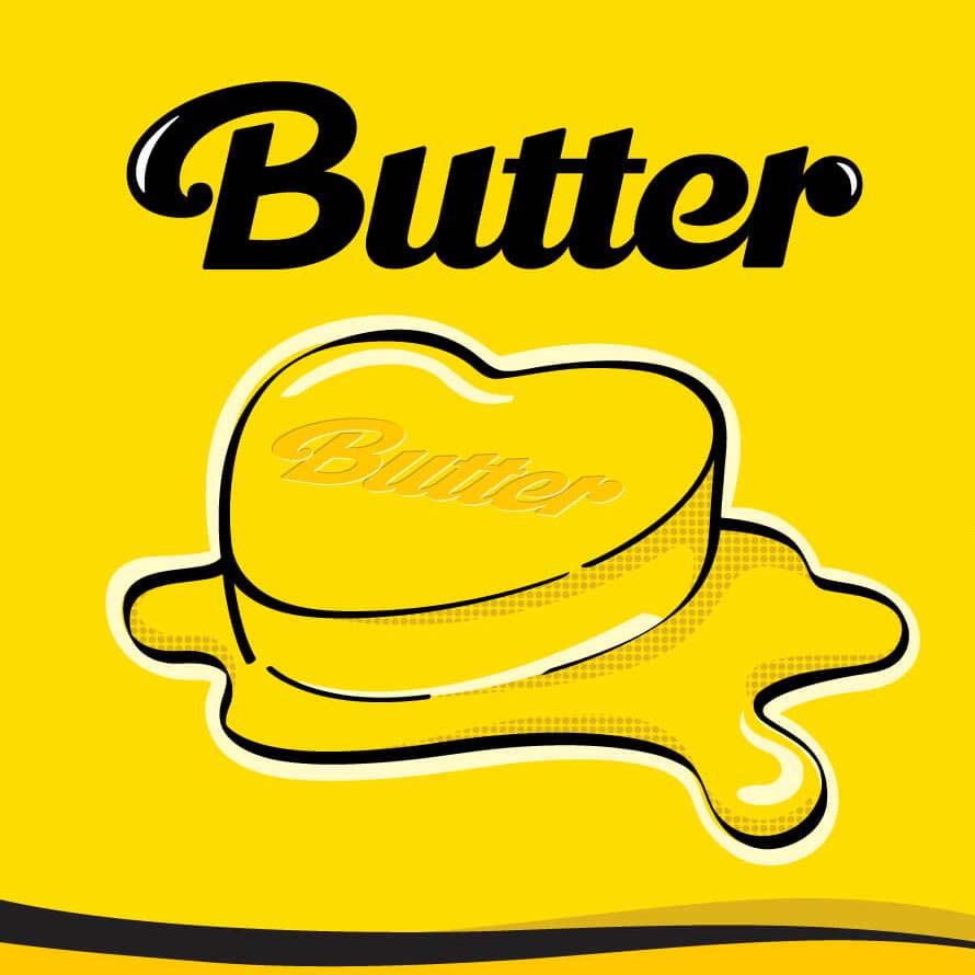Butter BTS возглавляет чарт Billboard Hot 100