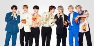BTS и McDonald's